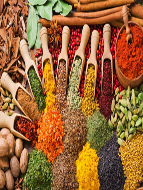 Spices (Raw)