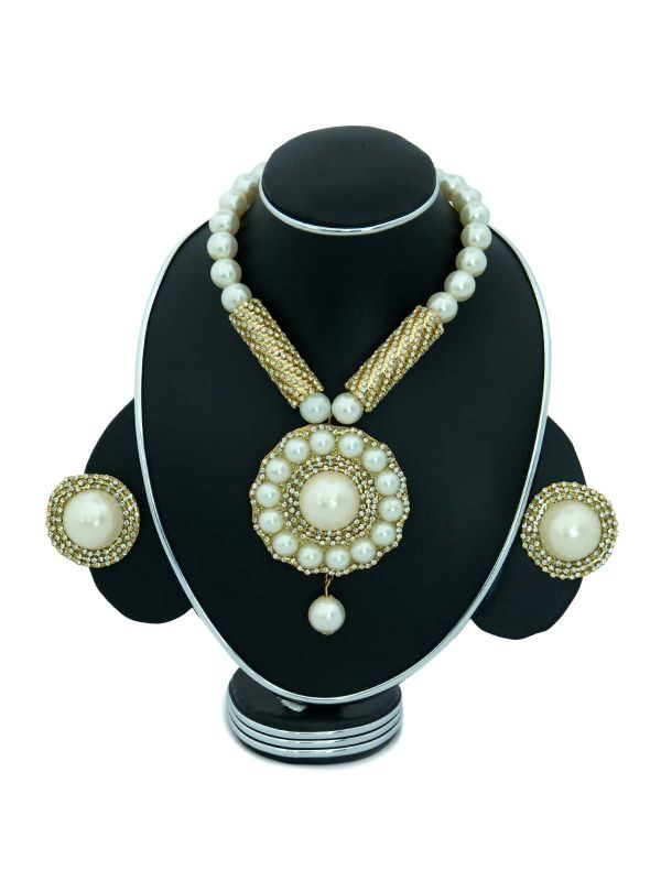 74-Pearls_Necklace_Set_for_Women_Jewelry