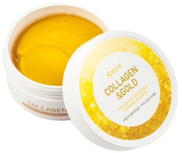 Koelcia-Hydrogel-Eye-Patch-Collagen-and-gold